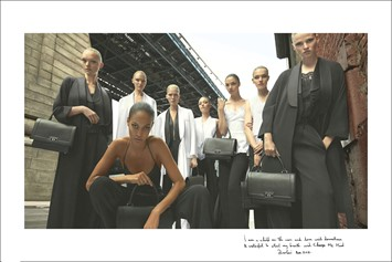 Givenchy SS16 campaign