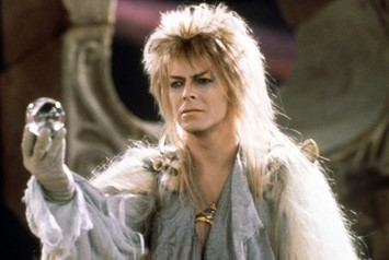 David Bowie in 'The Labyrinth'