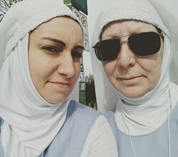 nuns smoking weed california