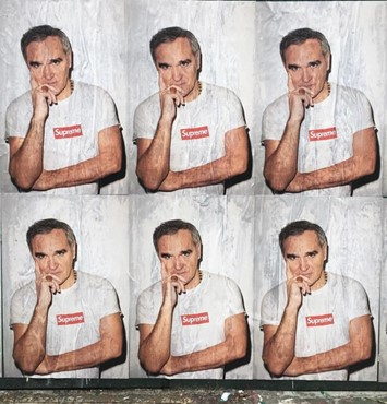 Morrisey for Supreme Terry Richardson