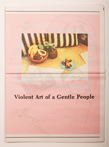 Violent Art of a Gentle People