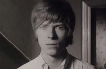 david bowie the image
