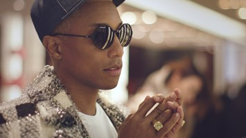 Pharrell Williams Courtesy of Chanel