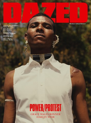 The Spring issue of Dazed