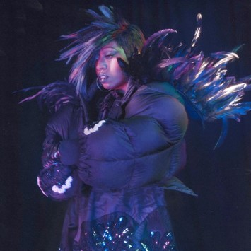 Missy Elliott for Marc Jacobs AW16 campaign