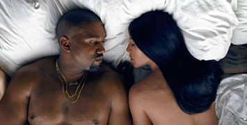 Kanye West Famous Video SFW