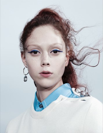 Willy Vanderperre Natalie Westling