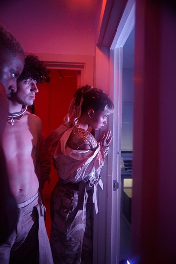 The Veuve Clicquot Widow Series 'ROOMS' by FKA twigs