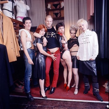 Sex punk shop 1970s