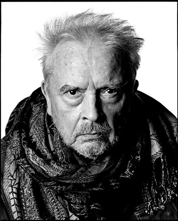 David Bailey, 2009 self portrait