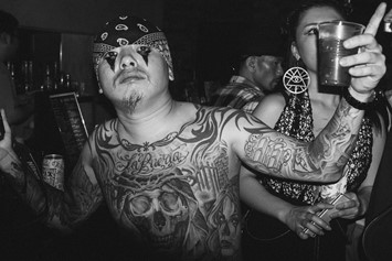 Chicano, a film by Louis Ellison and Jacob Hodgkinson