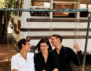The xx photo by Alasdair McLellan