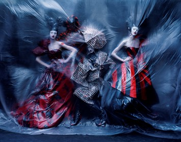 Tim Walker for McQueen