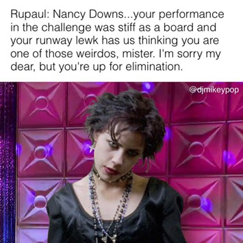 The Craft Drag Race meme