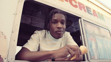 asap rocky ice cream van guess cotton candy club