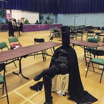 Lord Buckethead election