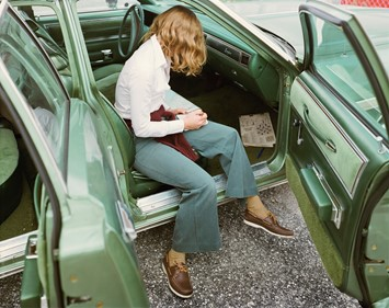 Stephen Shore: Selected Works, 1973–1981 (Aperture, 2017)