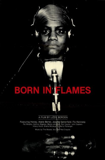 bron in flames poster