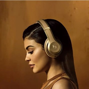 kylie jenner balmain beats dr dre jungle