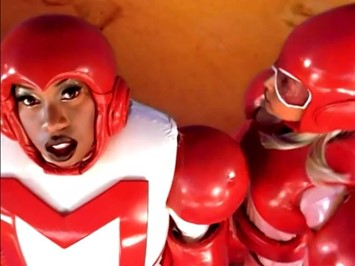 Missy Elliott Sock It 2 Me video