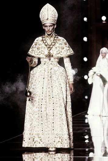 christian dior john galliano couture 2000 AW