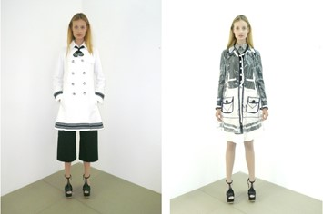 Charles Anastase Spring 2009 Pre-Collection