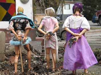 1. Marwencol, Directed by Jeff Malmberg, Courtesy