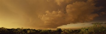 Storm, Turkey, Texas, 2009