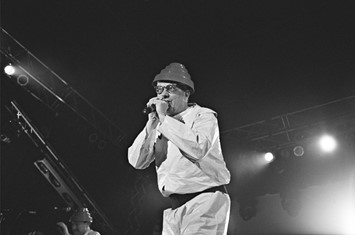 Photograph of Devo by Sarah Fakray. Rest of photog