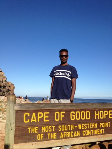 8) cape point