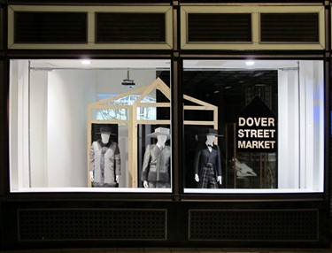 THOM BROWNE WINDOW
