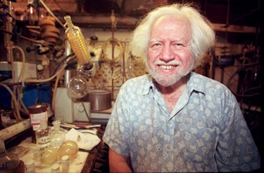 A is for Alexander Shulgin