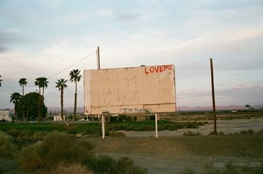 Love me - i'm trying, CA, 2012