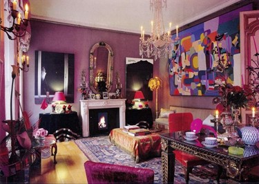 Eaton Square drawing room