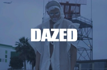 Boychild Dazed Luke Gilford video