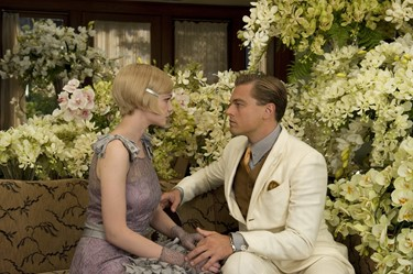 Great Gatsby costume design