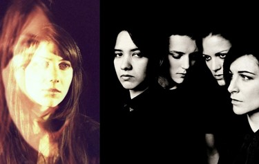 Julia Holter and Savages