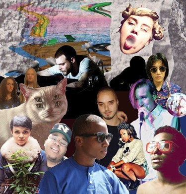 essential music names for 2014