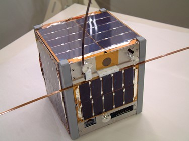 5 - A Cubesat at the University of Tokyo