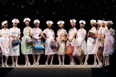vuitton nurse jackie lineup