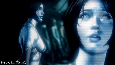 3) Halo's Cortana (Microsoft, Halo 4)