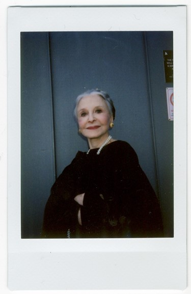 Advanced Style Joyce Carpati