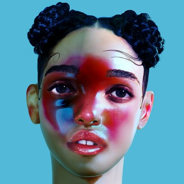 FKA twigs - LP1 artwork