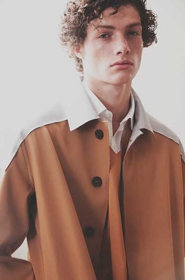Jonathan Saunders SS15 Mens collections, Dazed