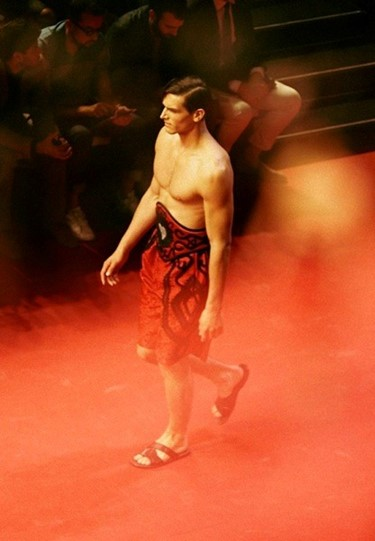 Dolce & Gabbana SS15 Mens collections, Dazed runway