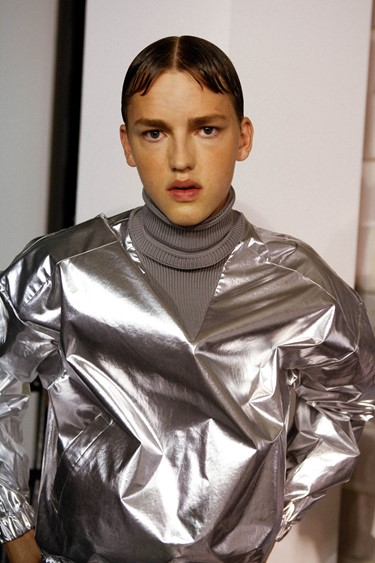 Juun.J SS15 Mens collections, Dazed backstage
