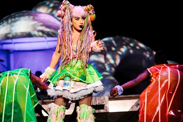 Lady Gaga Quebec