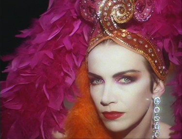 Revisiting annie lennox s cult 80s style dazed - Annie lennox diva ...