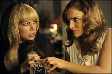 Greed With Natalie Portman