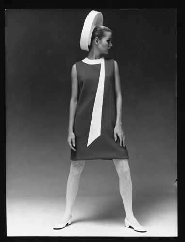 Pierre Cardin, 1967 (c) London College of Fashion